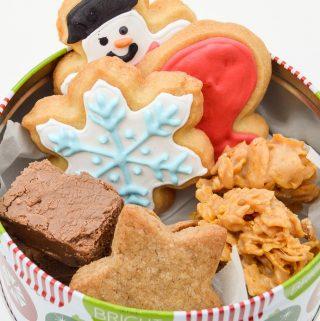 Christmas Cookies and Holiday Treats