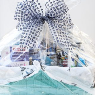 New Mom Gift Basket for After Labor