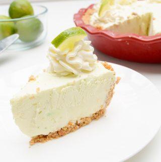frozen key lime pie_featured