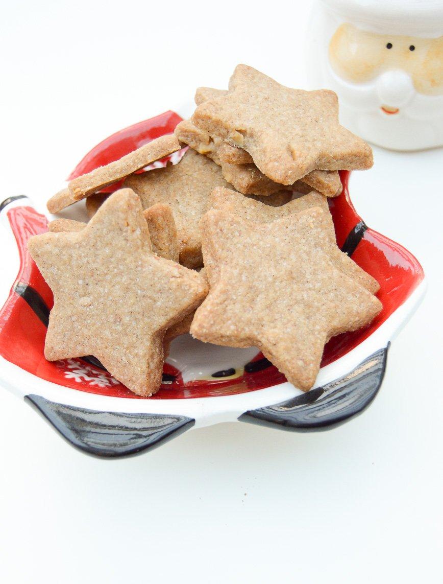 christmas cookies - st nicholas cookies