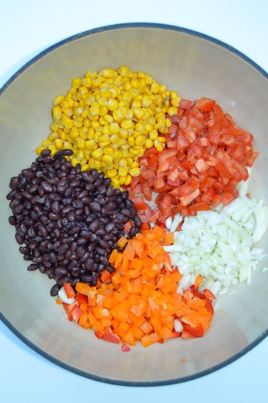chicken tortilla soup ingredients