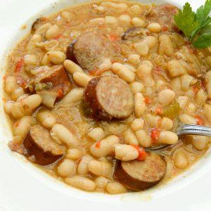 cajun white beans
