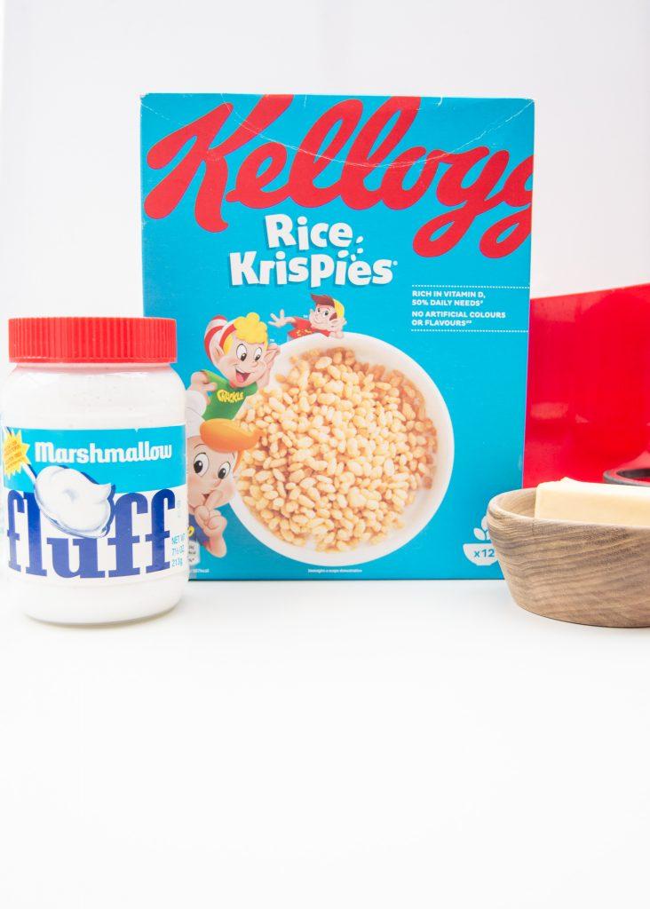rice krispie treats marshmallow