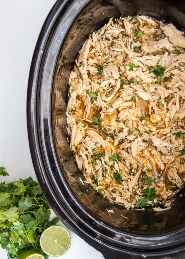 cilantro_lime_chicken_slowcooker