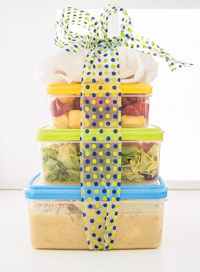 new mom meals
